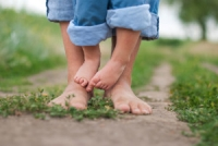 How to Help Maintain the Health of Your Child's Feet